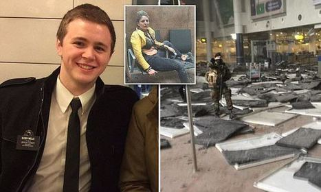 WTF?  American Mormon injured in his THIRD brush with terrorism in Brussels | Criminal Justice in America | Scoop.it