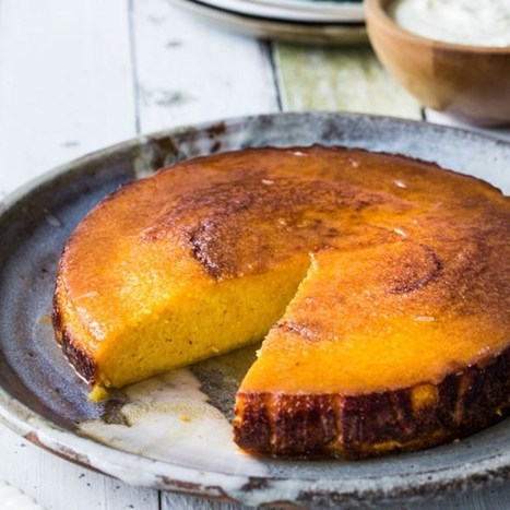 Mandarin Syrup Cake | Nadia Lim | Food memoirs, history, writing, recipes, art | Scoop.it