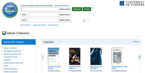 Vaikutitko tietämättäsi e-kirjan ostoon?   Kirjastoikkuna   E-kirjat   Scoop.it