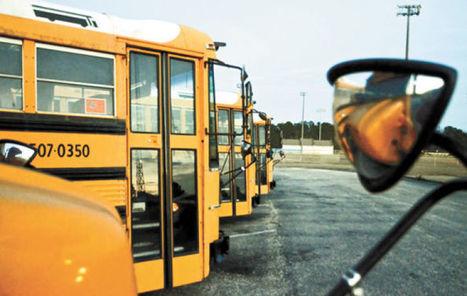 Aging school bus fleet costing more to maintain - The Tand D.com | School Bus Regulations | Scoop.it