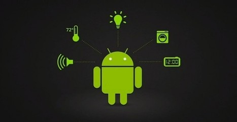 Android y Bluetooth Smart: conectando cualquier cosa a Internet | tecnología industrial | Scoop.it