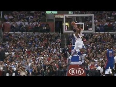 Top 10 NBA Dunks of all time | First Topic | Scoop.it
