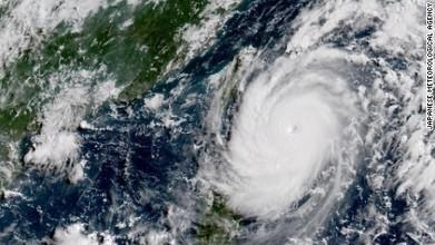 Super Typhoon Nepartak slams Taiwan | Weather | Scoop.it