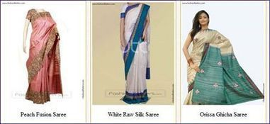 Multi-Patterned Saris | Facebook | for home | Scoop.it
