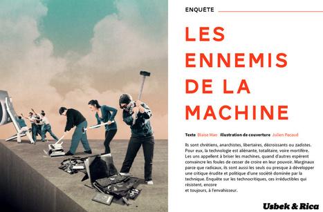 Les ennemis de la machine | Post-Sapiens, les êtres technologiques | Scoop.it