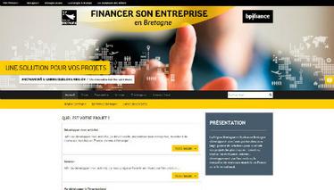 Comment financer son entreprise en Bretagne ?   Forum des commerces   Scoop.it