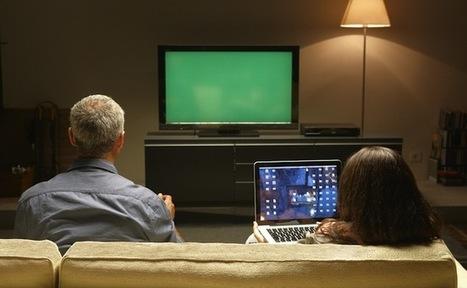 Les réseaux sociaux influencent seulement 1,5% des téléspectateurs américains | réseaux sociaux et pédagogie | Scoop.it