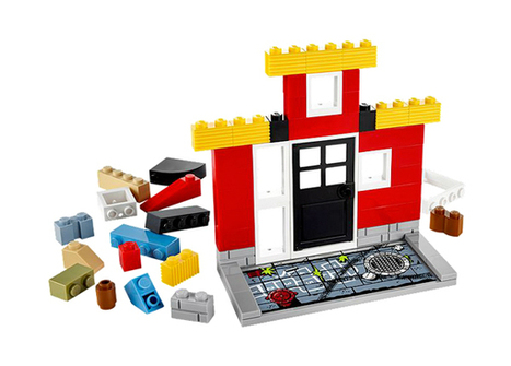 LEGO Fusion toys that combine brick-building fun and iOS gaming are now available | MLearning | Scoop.it