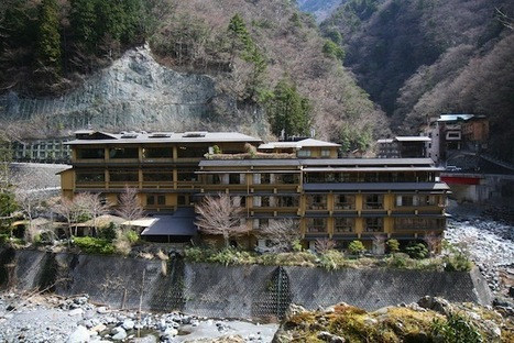The oldest hotel in Japan—and the world | What makes Japan unique | Scoop.it