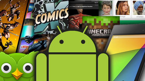 The 12 Best Android Tablet Apps | Technology News & Updates | Scoop.it