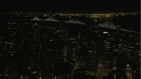 Check Out the San Francisco Bay Lights in 4K Glory   Gadget Lab   Wired.com   The Bay Lights   Scoop.it