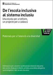 De l'escola inclusiva al sistema inclusiu | Recursos per a l'Escola Maregassa | Scoop.it