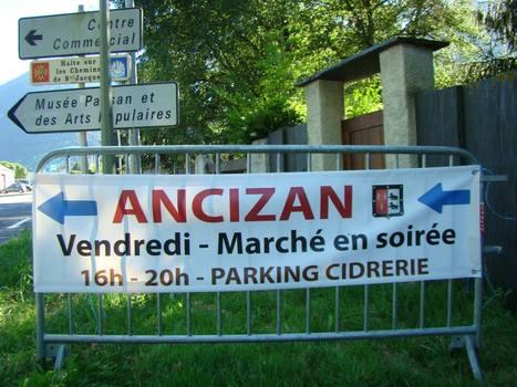 Un nouveau marché à Ancizan le vendredi | Vallée d'Aure - Pyrénées | Scoop.it
