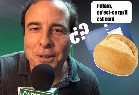Aseguran que un pan francés habla mejor francés y español que cAldo Mariátegui | MAZAMORRA en morada | Scoop.it