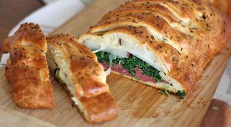 #RECIPE - Irish Bread Braid | What's In The Oven? | Scoop.it