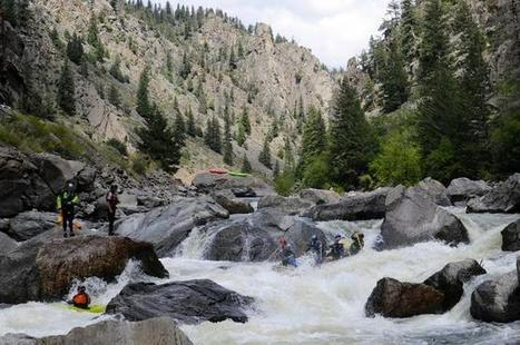 Colorado River at Gore Canyon is the stuff dreams are made of - The Denver Post | Whitewater Kayaking | Scoop.it