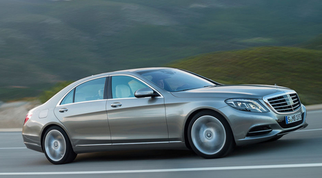 2014 Mercedes S-Class review: The best, most technologically advanced car you will ever drive | ExtremeTech | Mercedes Benz | Scoop.it
