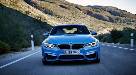 BMW M3 Sedán 2014: velocidad máxima, precio y especificaciones en Latam Review | Cars Reviews and News | Scoop.it