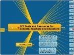 ICT Tools and Resources for Schools, Teachers and Educators - Mind Map | tecnología y aprendizaje | Scoop.it