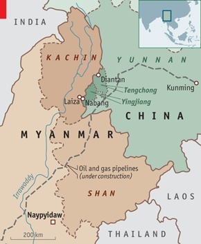Myanmar's northeast: China's version of Crimea? | China Commentary | Scoop.it