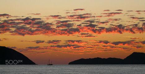 Rosy Fleece Dawn by Terri McMillan on 500px | Baja California | Scoop.it