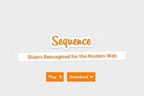 Free and Premium jQuery Slider Plugins with Touch Support | Design.it | Scoop.it