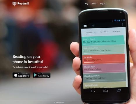 Cinco lectores de epub recomendados para iOS, Android y ordenadores | Recursos Online | Scoop.it
