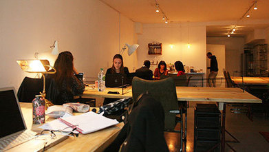 Co-working: London's new way of doing business - EastLondonLines   Workplaces of the Future   Scoop.it