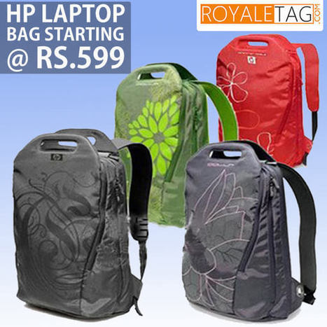 HP LAPTOP BAG & Backpack | royaltag | Scoop.it