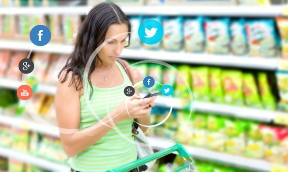 For Grocery Brands, Great Social Customer Servi...