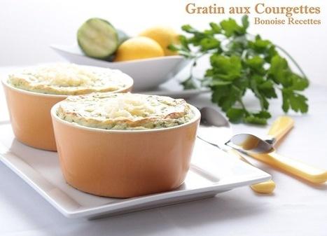 Gratin de courgettes   cuisine algerienne et recettes de ramadan   Scoop.it