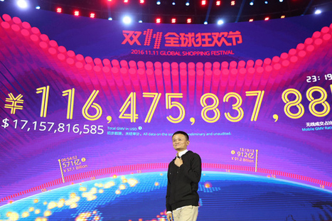 Singles Day spree sets record again|Companies|chinadaily.com.cn | Food Value Networks | Scoop.it