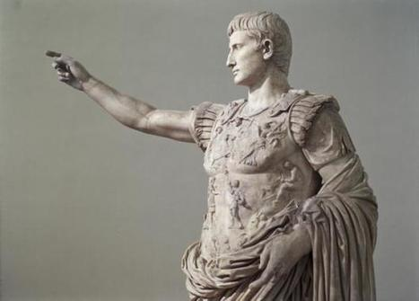 The bloody rise of Augustus - founder of the Roman Empire | LVDVS CHIRONIS 3.0 | Scoop.it
