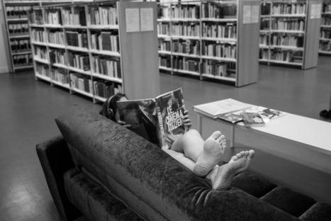 Leçons de bibliothèques : 12 mois de nus pour défendre le métier de bibliothécaire   Bibliothèques innovantes   Scoop.it