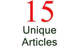 I will provide you with 15 UNIQUE Articles on any Given Topic/Niche/Keyword@!@ for $12 : helper - SEOClerks | GoGo Social - Contextual & Niché | Scoop.it