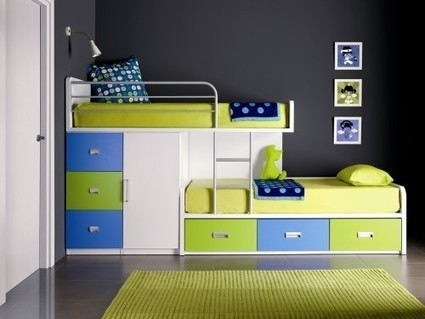Modern bedroom furniture for kids   Home Decorating Ideas   news new news   Scoop.it