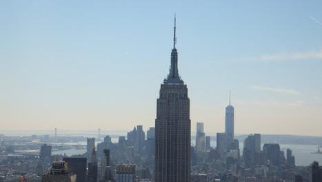 "Observatory Deck del ""Top of the Rock"". Elevarse para admirar Manhattan | Universo de Viajes | Scoop.it"