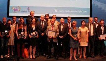 Airbus décroche le Grand Prix de l'Economie Numérique 2013 - Toulouse Infos | Sport connecté et quantified self | Scoop.it