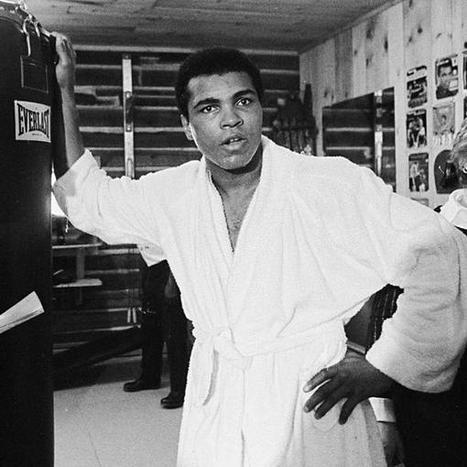 Muhammad Ali on Twitter | Leadership and Management | Scoop.it