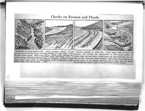 Primary Document #2- Checks on erosion and floods - Kansas Memory | The Dust Bowl - E.R | Scoop.it