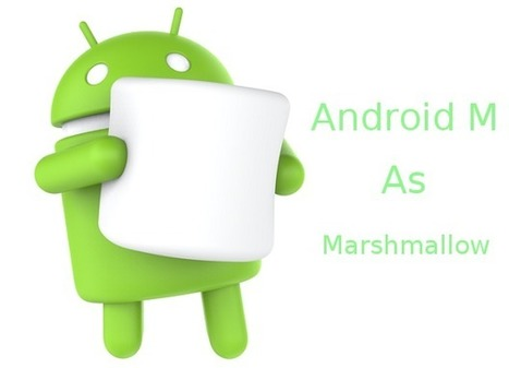 Android Marshmallow - Android M - Android 6.0 Features, K2B | Mobile Application Development | Scoop.it