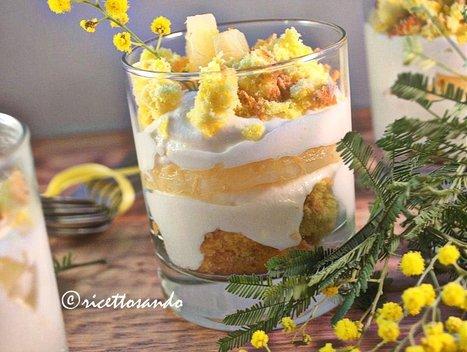 Ricettosando - ricette di cucina e chiacchiere: Le mimosette | Ricettosando | Scoop.it