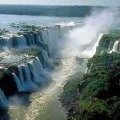 Iguazu falls Devil's Gorge closed to the public because of rising waters | Media Mix | Scoop.it