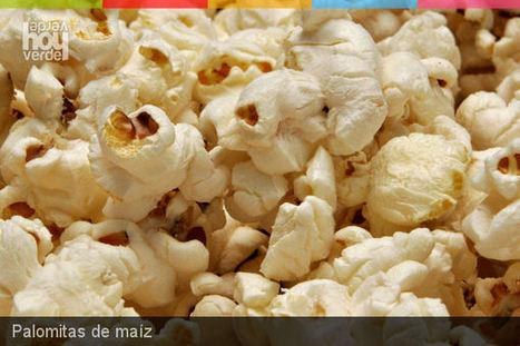 HoyVerde.com: 10 Beneficios de las cotufas o palomitas de maíz | Delicias de la Comida Prehispanica | Scoop.it