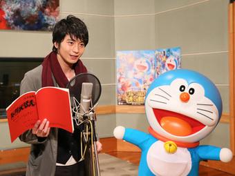Paradise Kiss' Osamu Mukai Makes Voice-Acting Debut in Doraemon | Anime News | Scoop.it