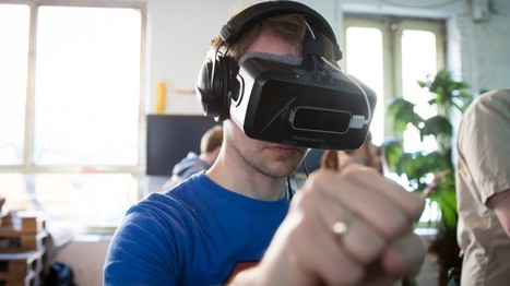 Your heart rate could give you away in virtual reality | Post-Sapiens, les êtres technologiques | Scoop.it