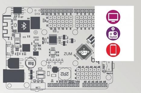 DIWO : l'école maker de bq : électronique, robotique, 3 D | Innovation, pédagogie & numérique | Scoop.it