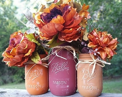 Easy Fall Decorating Ideas | Moms | Scoop.it
