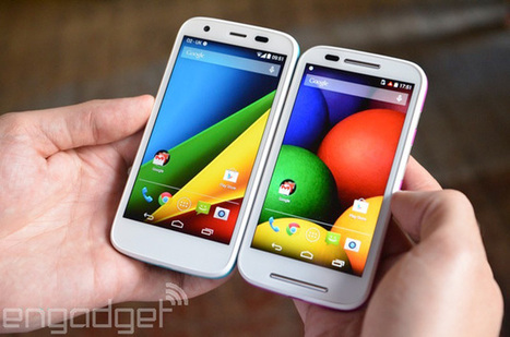 Motorola's smartphones can now alert your close contacts in an emergency | Tech News: Gadgets | Scoop.it