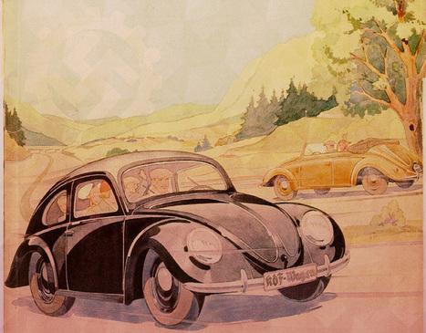 De Hitler à Barbie, itinéraire de la Volkswagen Coccinelle - Le Toaster | Culture Sans Confiture - Anecdotes | Scoop.it